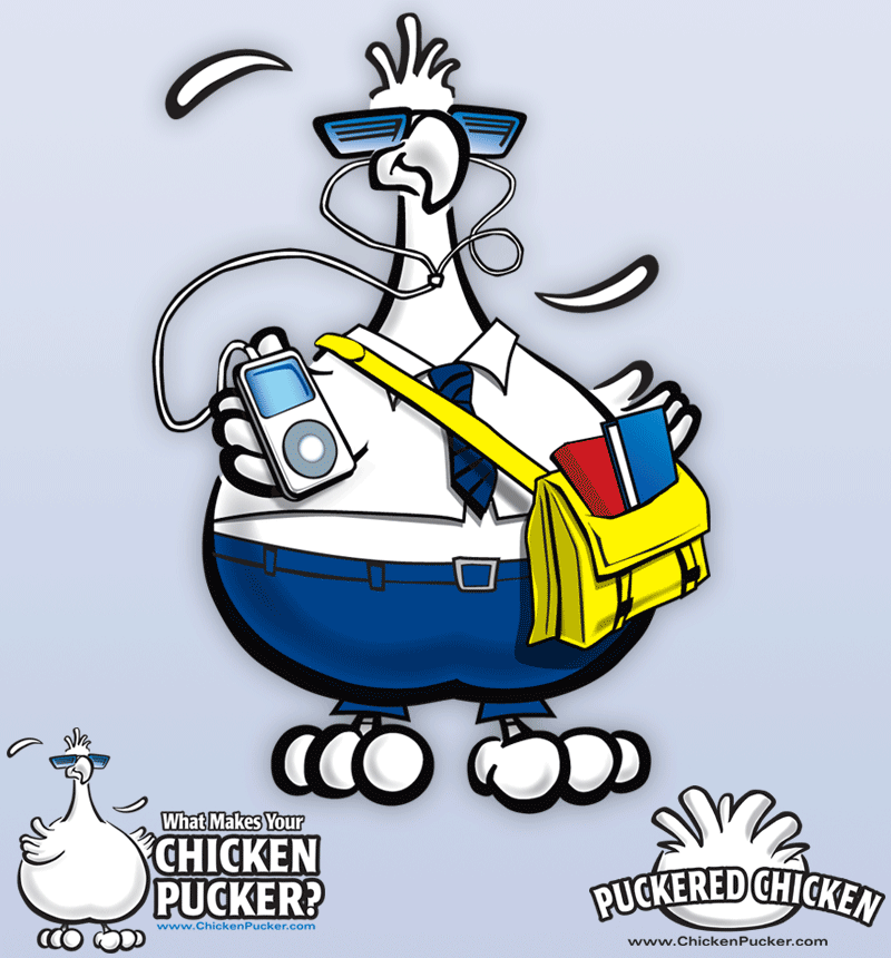 Chicken Pucker School - Visual Aids for Learning