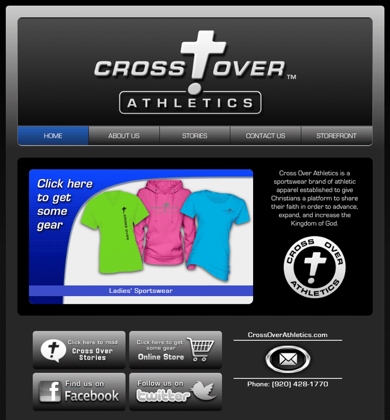 Cross_Over_Web_Site_Design