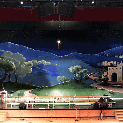 Theatrical Set Design Portfolio - Scott Alberts