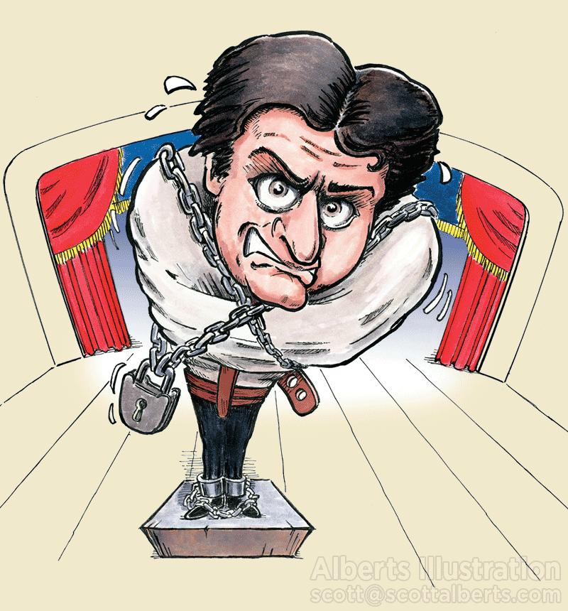 Houdini - Alberts Illustration & Design