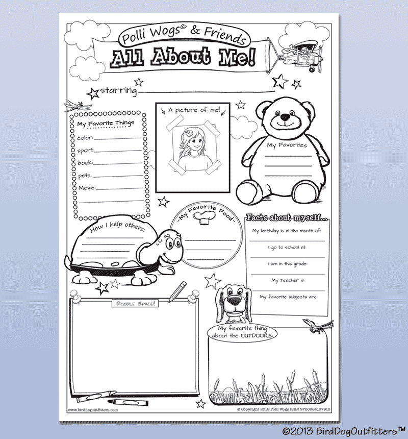 Polli Activity Poster - Visual Aids for Learning